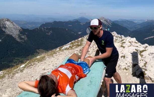 Lazaro Massages