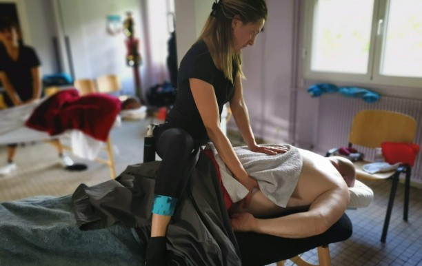 Doris DAUDE Massage